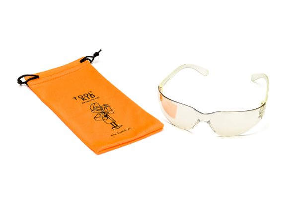 Cool safety goggles for children that they never want to take off!