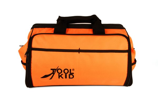 A practical tool bag that fits all ToolKid tools!